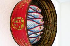 Ölsardinenfrosch