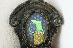Neptun, der Frosch der Meere