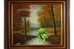 Der gestiefelte Frosch